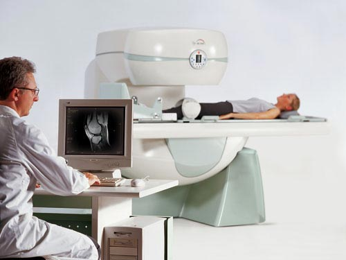 Using the standing MRI typically will cost you no more out of pocket than a traditional MRI